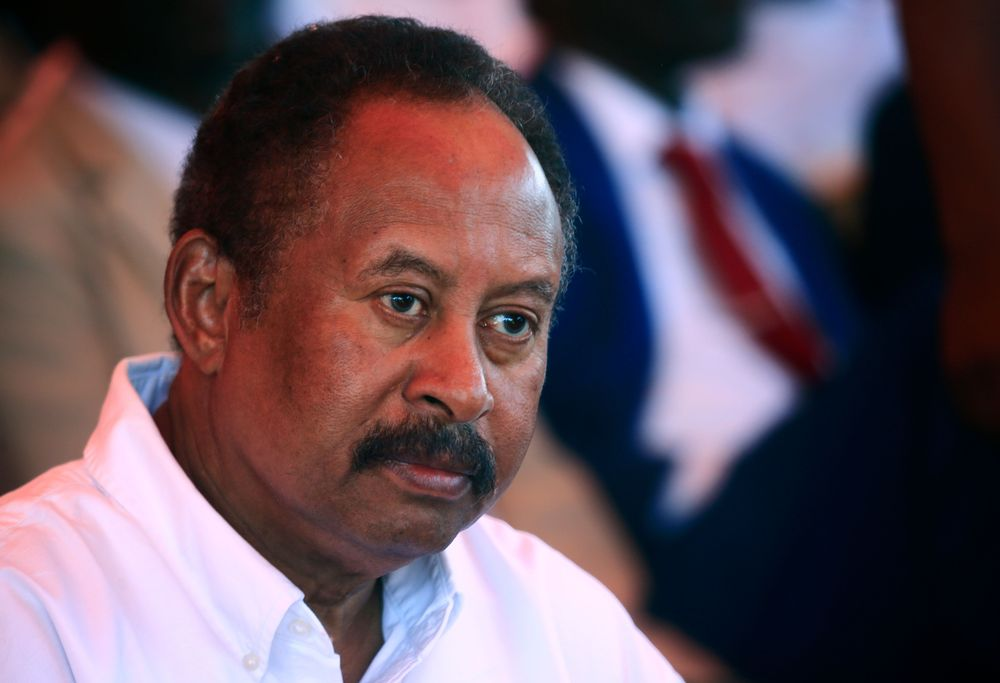Sudan's prime minister