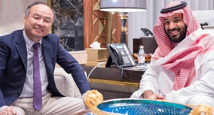 Photo of فيديو .. ياباني يقنع ولى العهد السعودي باستثمار 45 مليار دولار