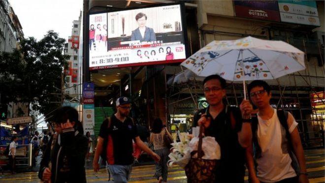 Photo of الصين تتوعد أمريكا برد انتقامي بعد قانون يساند محتجي هونج كونج