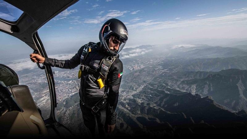 Photo of إماراتي يحقق الطيران البشري المستقل بنسبة %100 لأول مرة في 2020
