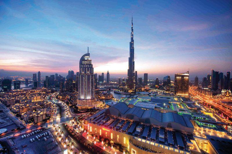Photo of دبي تتجه نحو رقم قياسي في عدد زوارها