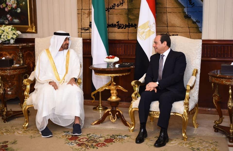 Photo of الرئيس المصري يزور الإمارات اليوم