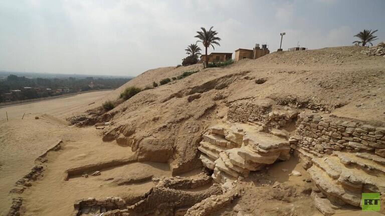 Photo of العثور على آثار جديدة بمنطقة لم يسبق استكشافها في مصر