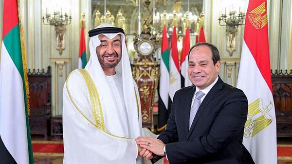 Photo of بن زايد: منصة استثمارية بين الإمارات ومصر بقيمة 20 مليار دولار