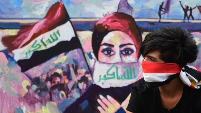 "Photo of واشنطن تحث بغداد على التحقيق في استخدام ""القوة المفرطة"" ضد المتظاهرين"