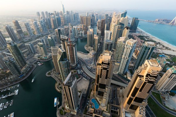 Photo of دبي على رأس قائمة بناء المدن العملاقة 2019