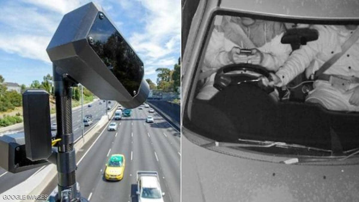Photo of استراليا تُشغّل اول كاميرات لرصد استخدام الهواتف أثناء القيادة