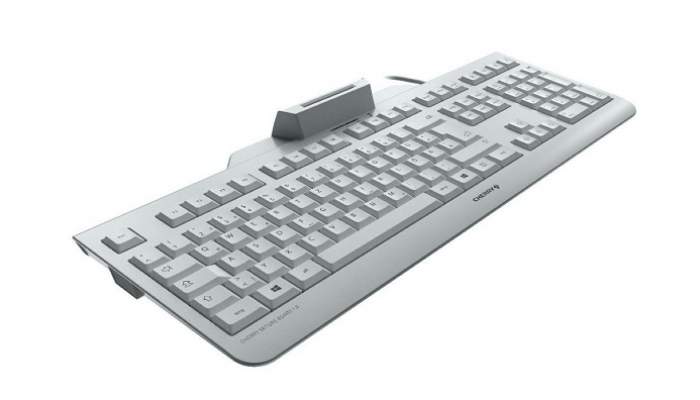 "Photo of شركة ""Cherry"" تطلق لوحة مفاتيح بتقنية التشفير ضد برامج التجسس"
