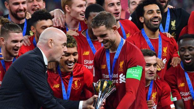 Photo of ليفربول يُتوج بطلًا لكأس العالم للأندية لأول مرة