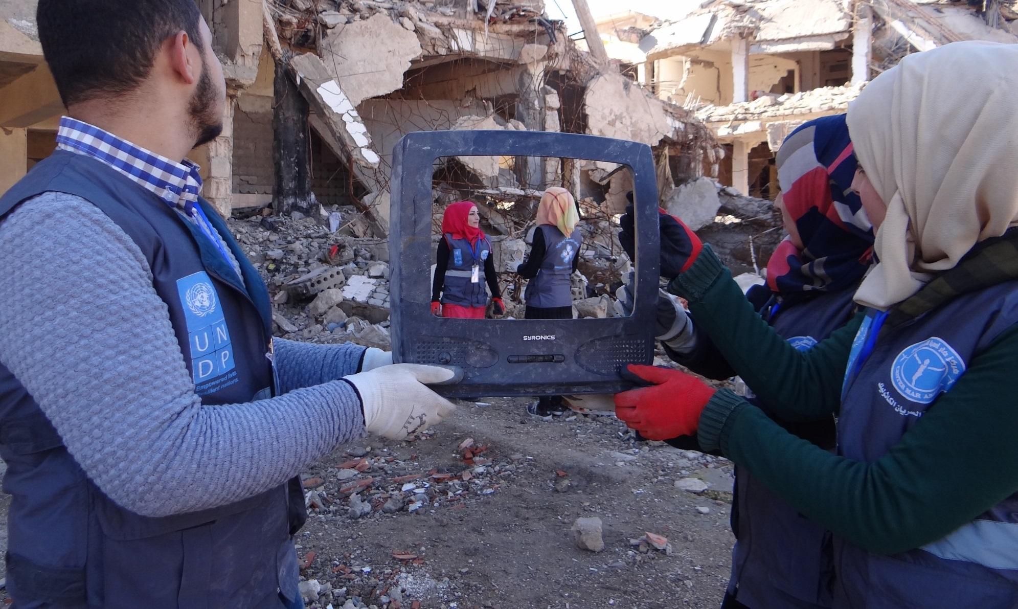 Photo of الأمم المتحدة تطالب بجمع 29 مليار دولار لضحايا النزاعات والتغير المناخي