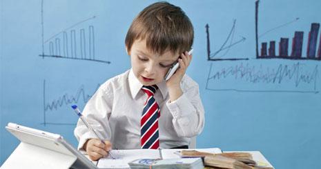 Photo of كيف تٌعلم طفلك تأسيس مشروع صغير ؟