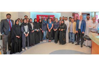 Photo of البيانات الضخمة و صحافة البيانات في ورشة حوارية لنادي دبي للصحافة