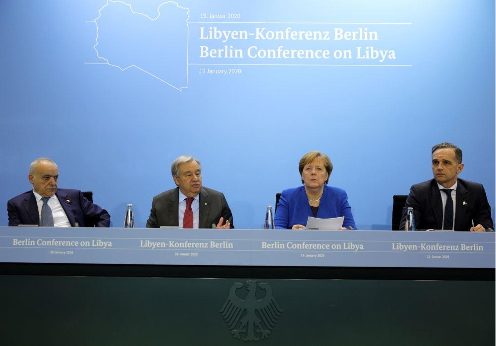 Photo of تعرف على أبرز نقاط البيان الختامي لقمة برلين حول ليبيا