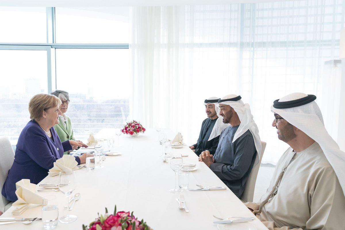 Photo of الإمارات وألمانيا تبحثان العلاقات المشتركة والتطورات الإقليمية