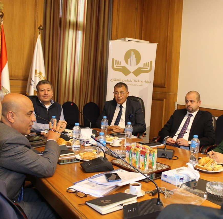 "Photo of ""غرفة التطوير العقاري""باتحاد الصناعات المصرية تكشف عن خطتها خلال العام الجاري"